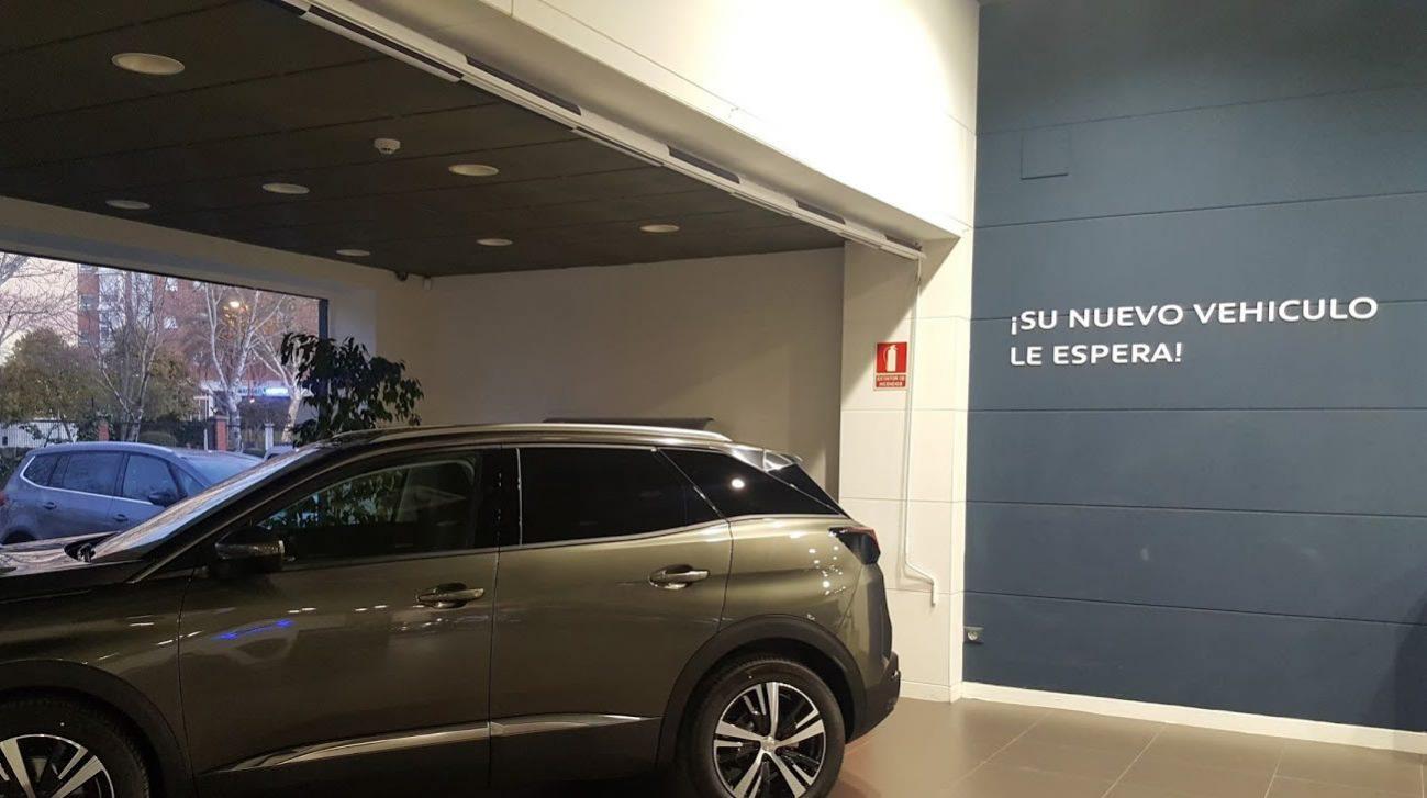 Peugeot Parla