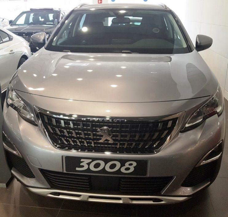 Promoción Peugeot 3008 ALLURE PURETECH 130CV